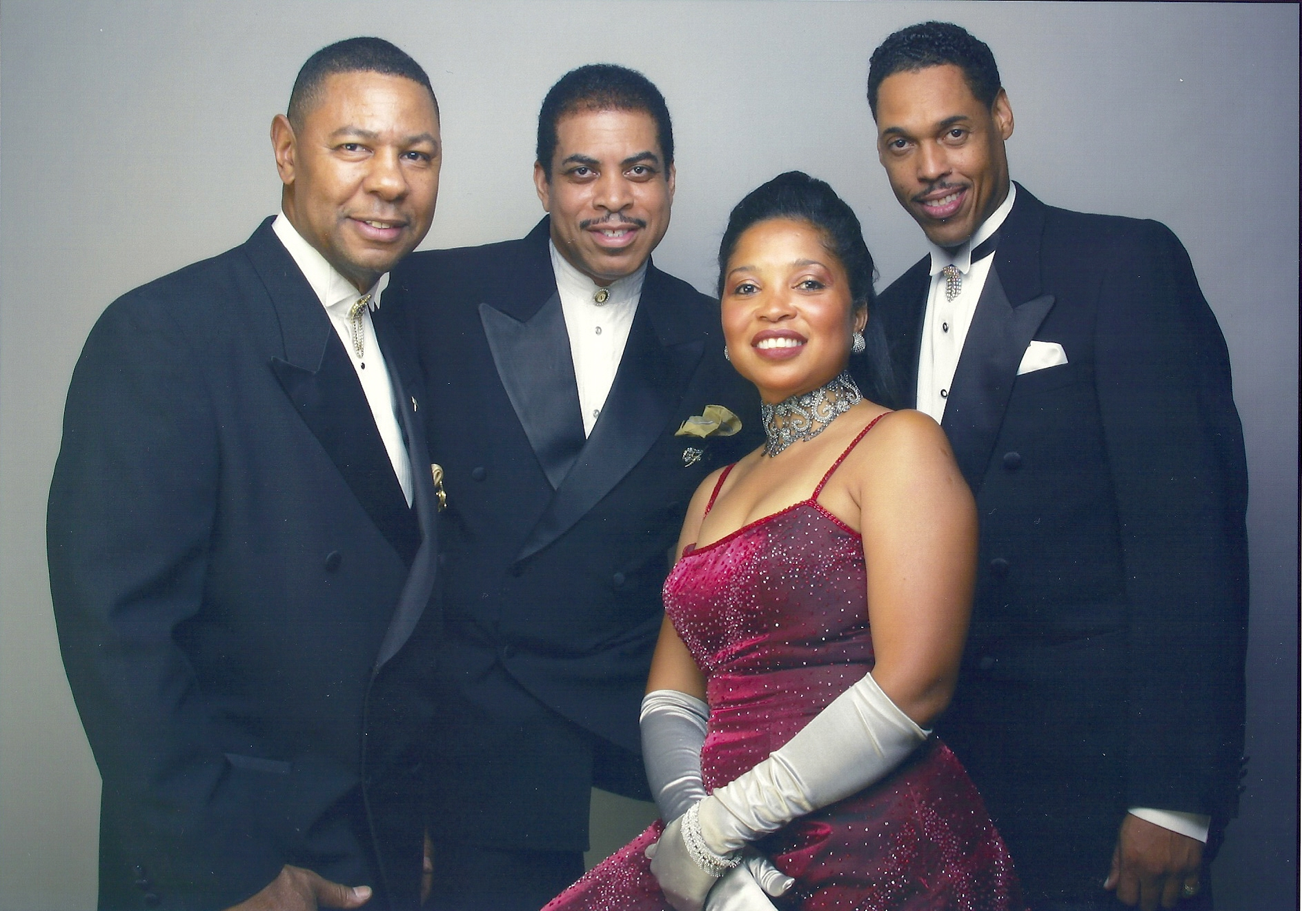 larry marshaks tribute to the platters booking agent